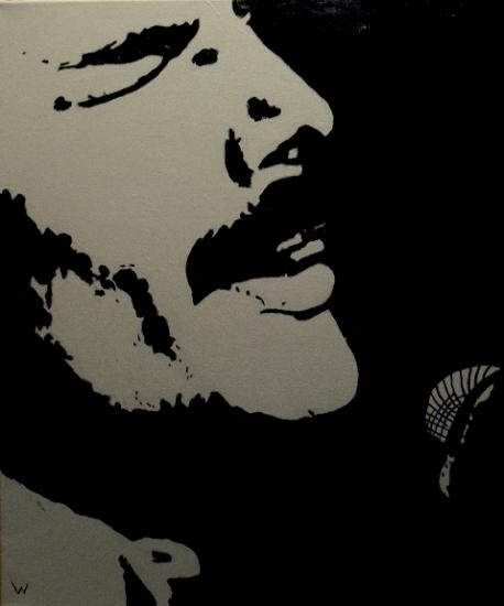 Freddie Mercury par dutch036